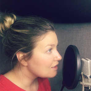 Voiceover recording for PSA