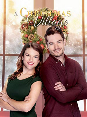 A Christmas Village now available on Amazon US