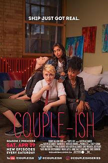 Couple-ish Season 02 poster