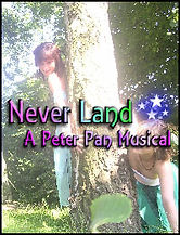 Neverland - A Peter Pan Musical poster