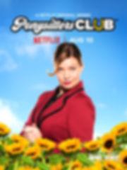 Ponysitters Club Netflix Bianca poster