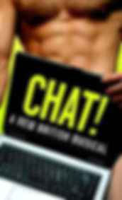 CHAT! The Internet Musical poster