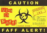 Viva La Faff! A Musical Sitcom poster