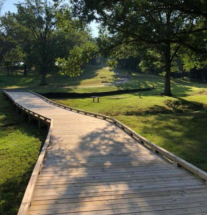 Mahr Park trail.JPG