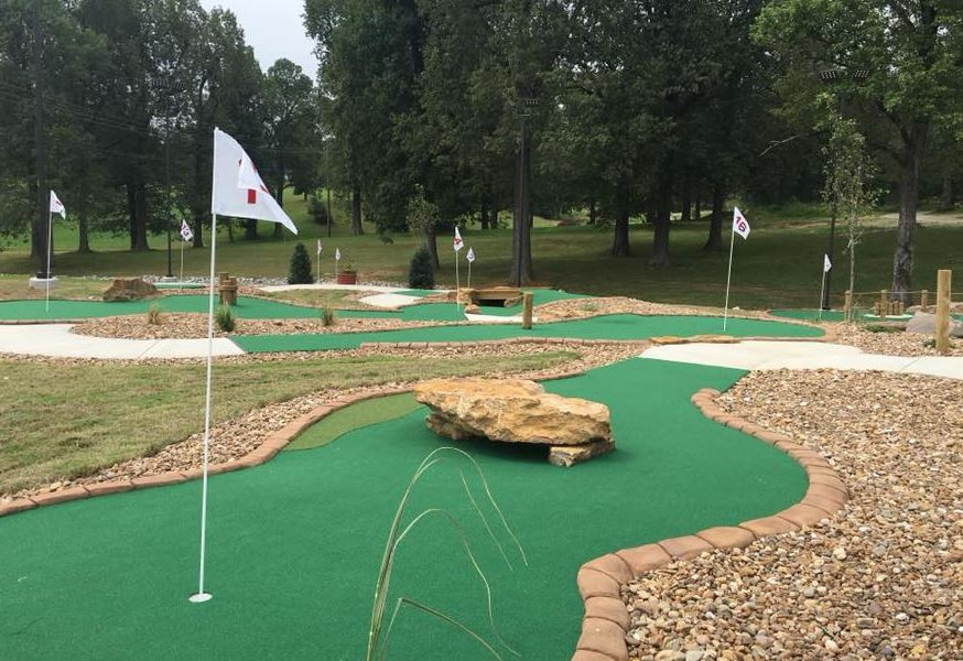 Mini Golf Course.JPG