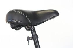 Black Bike Seat