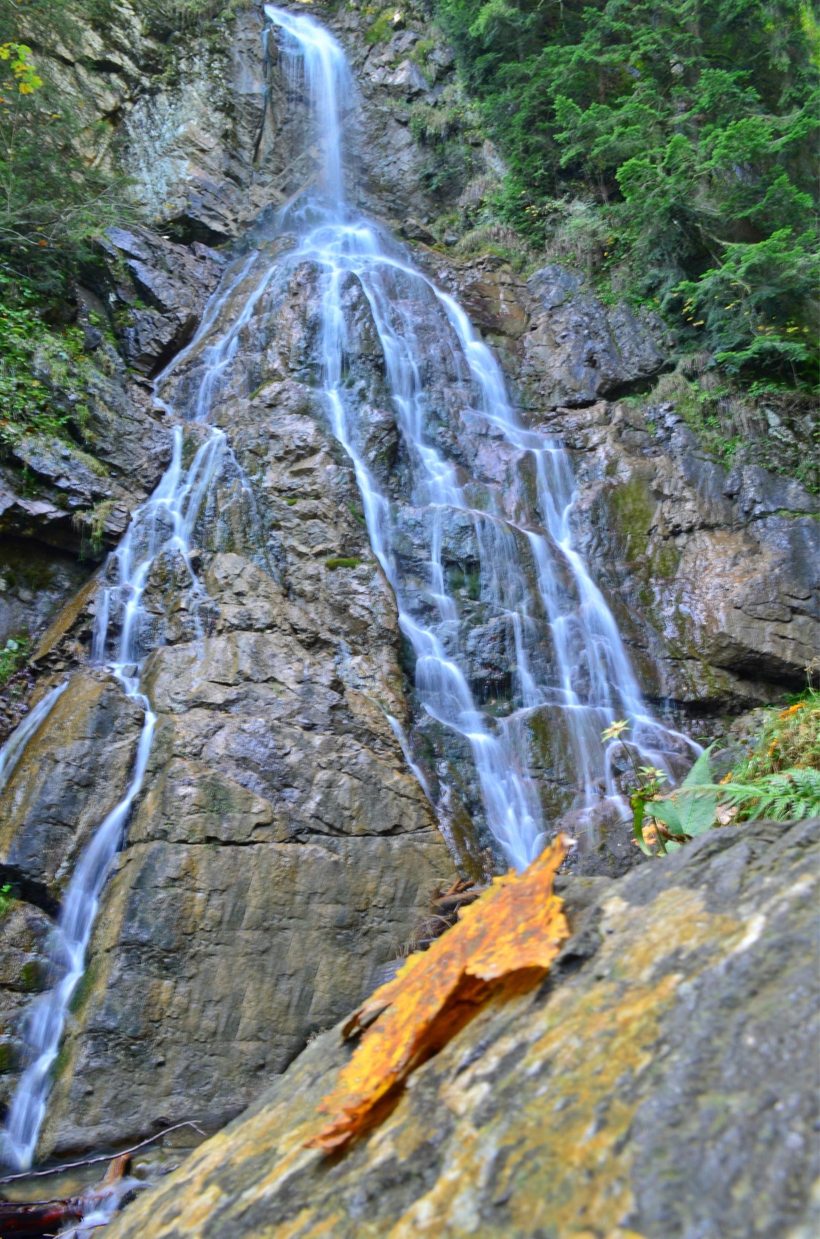 G0099 Höllschlucht Wasserfall