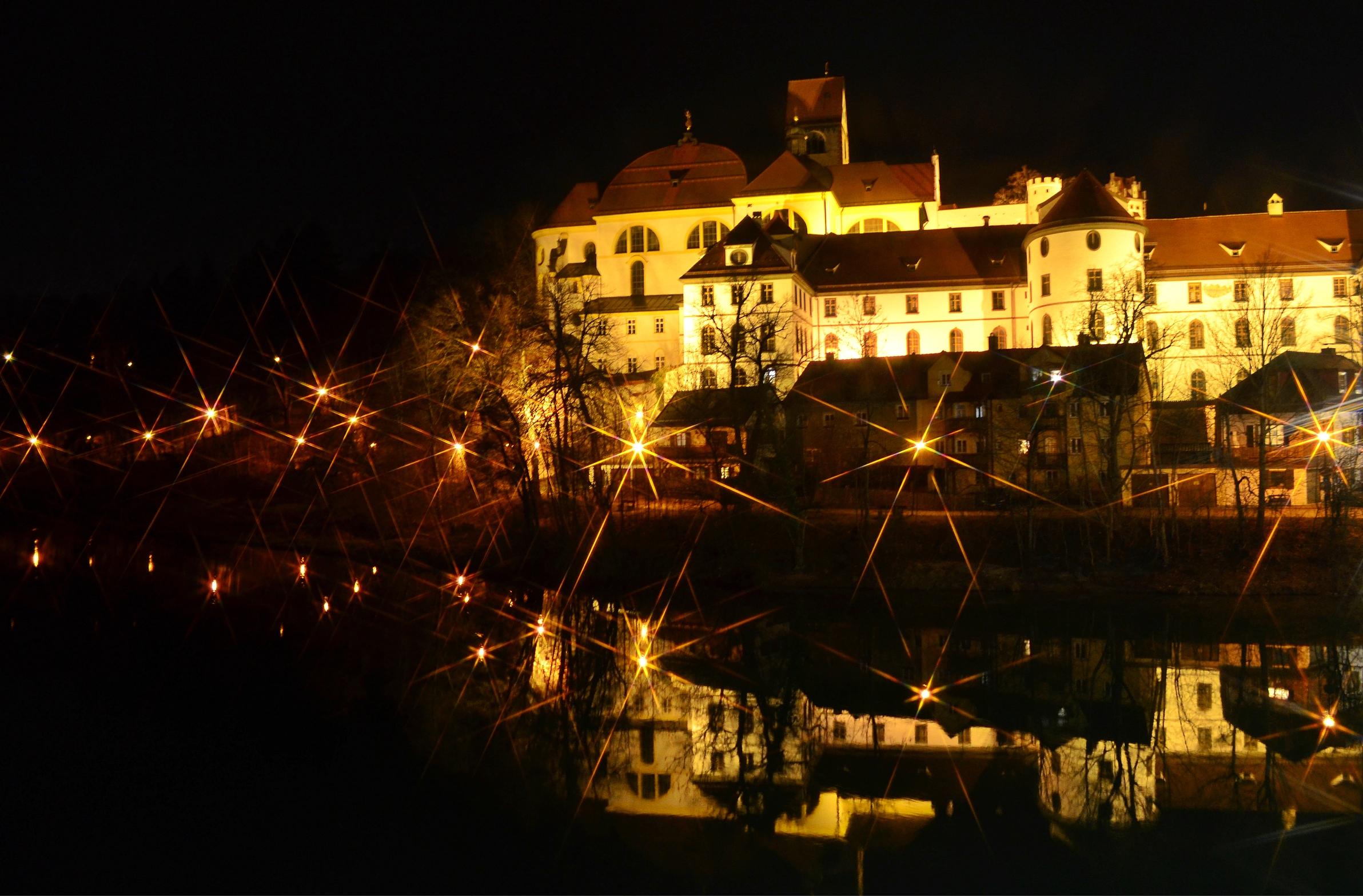 B0001 Hohes Schloss Füssen