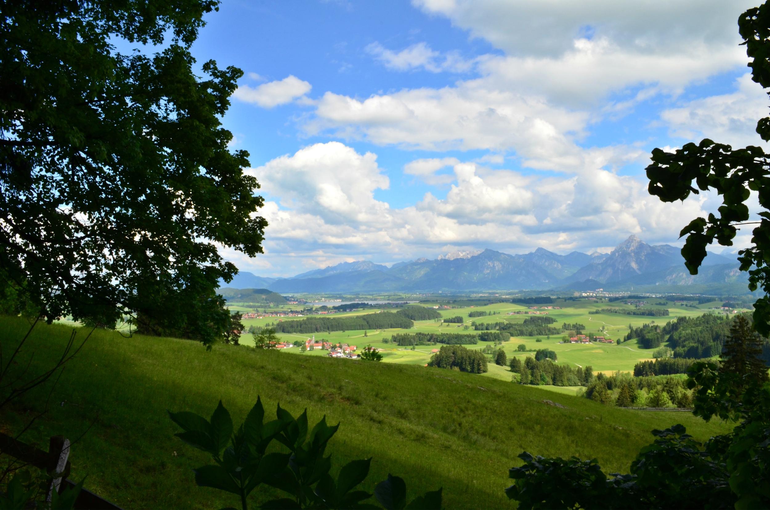 S0009 Bergblick von der Schlossbergalp