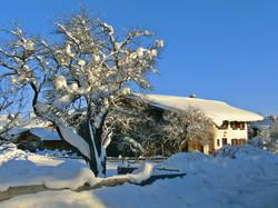 W0005 Winter im Dorf