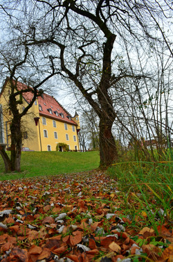 B0025 Schloßgarten Hopferau