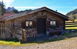 A0125 Hütte an der Saloberalm Füssen