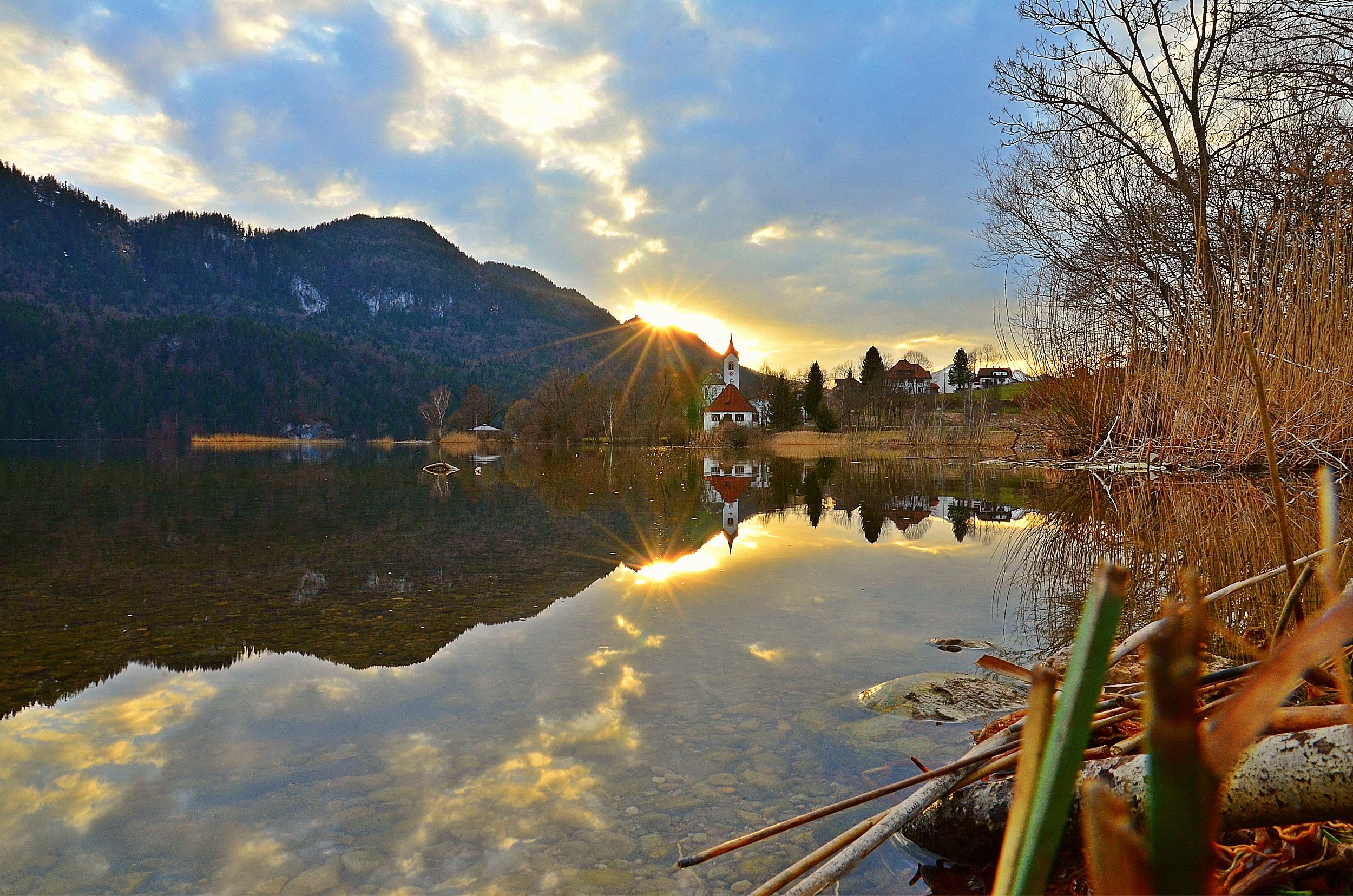 G0145 Weissensee Abendsonne.jpg