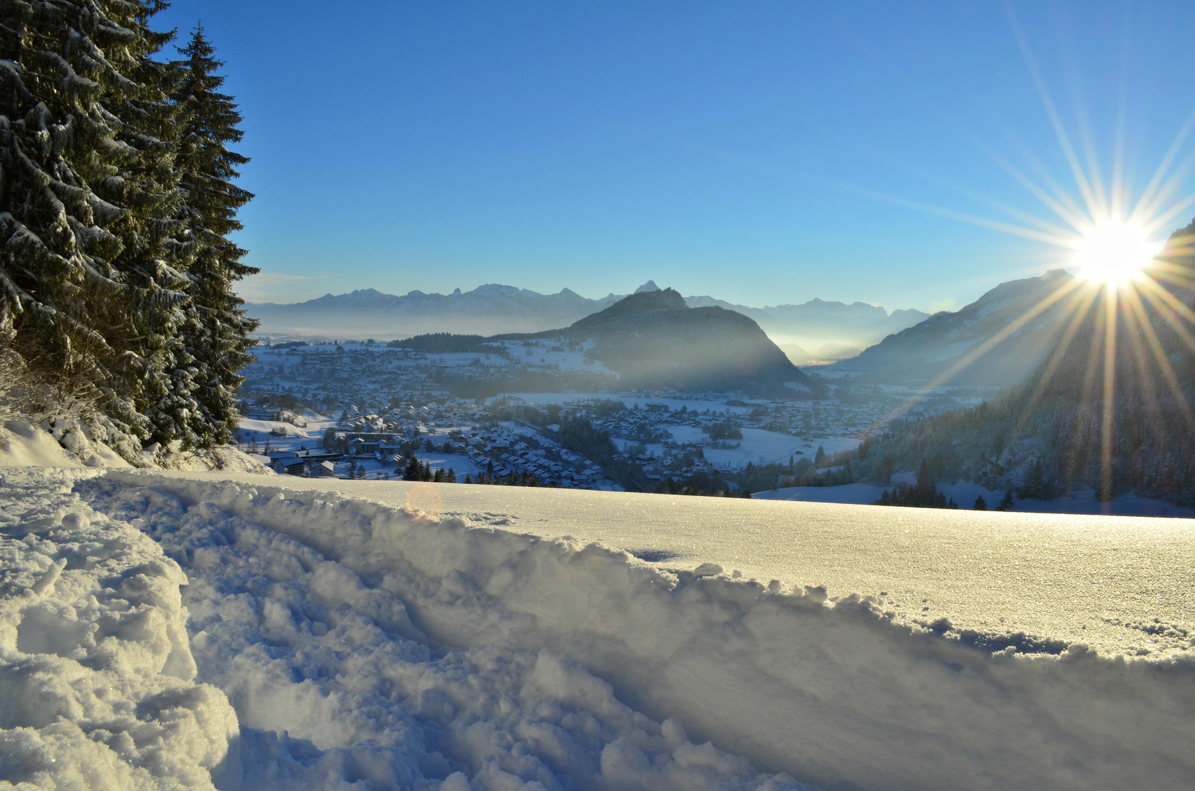 W0182 Wintertraum über Pfronten