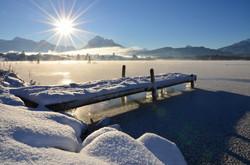 G0237 Frostmorgen am Hopfensee