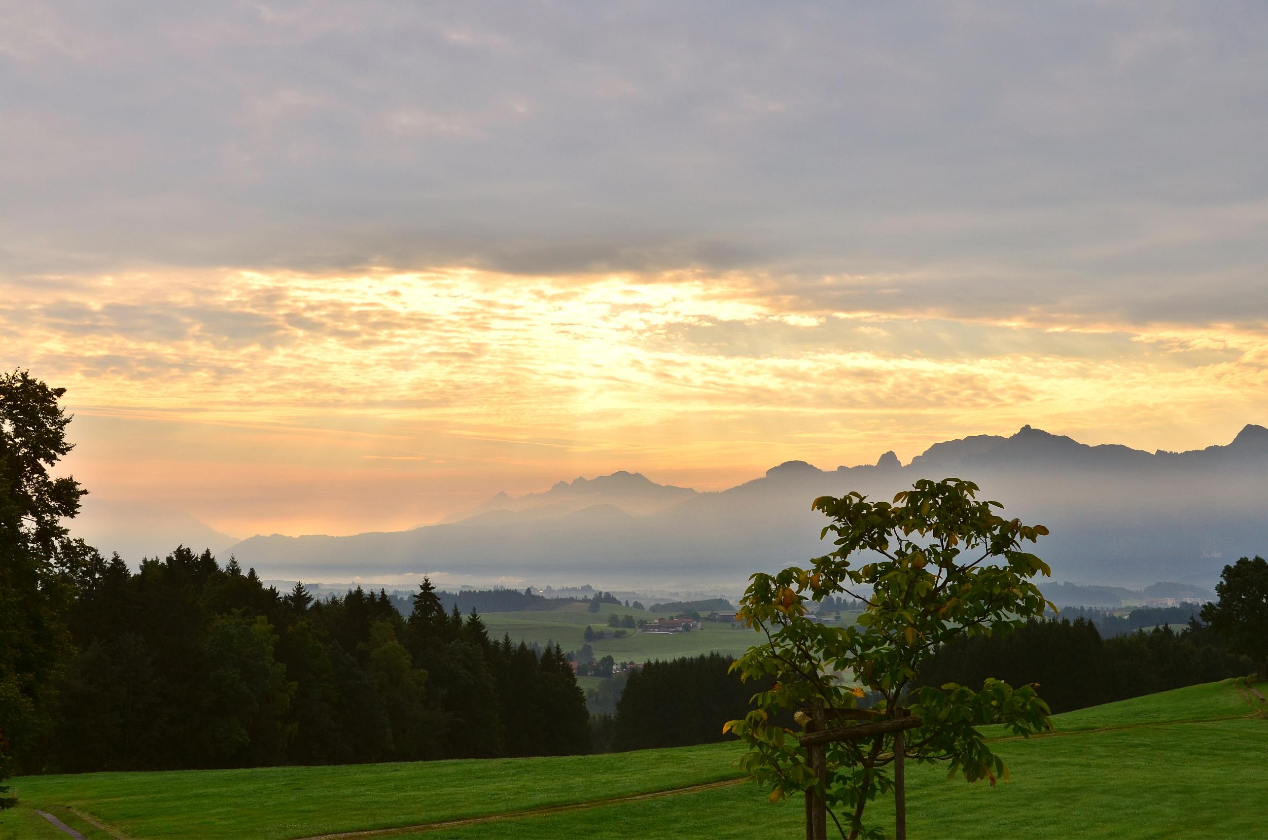 H0022 Morgenstimmung Oberdeusch
