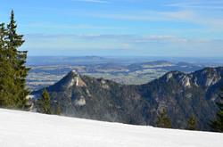 W0187 Blick vom Breitenberg auf die Burgruine Falkenstein