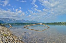 G0047 Wasserspiele Forggensee
