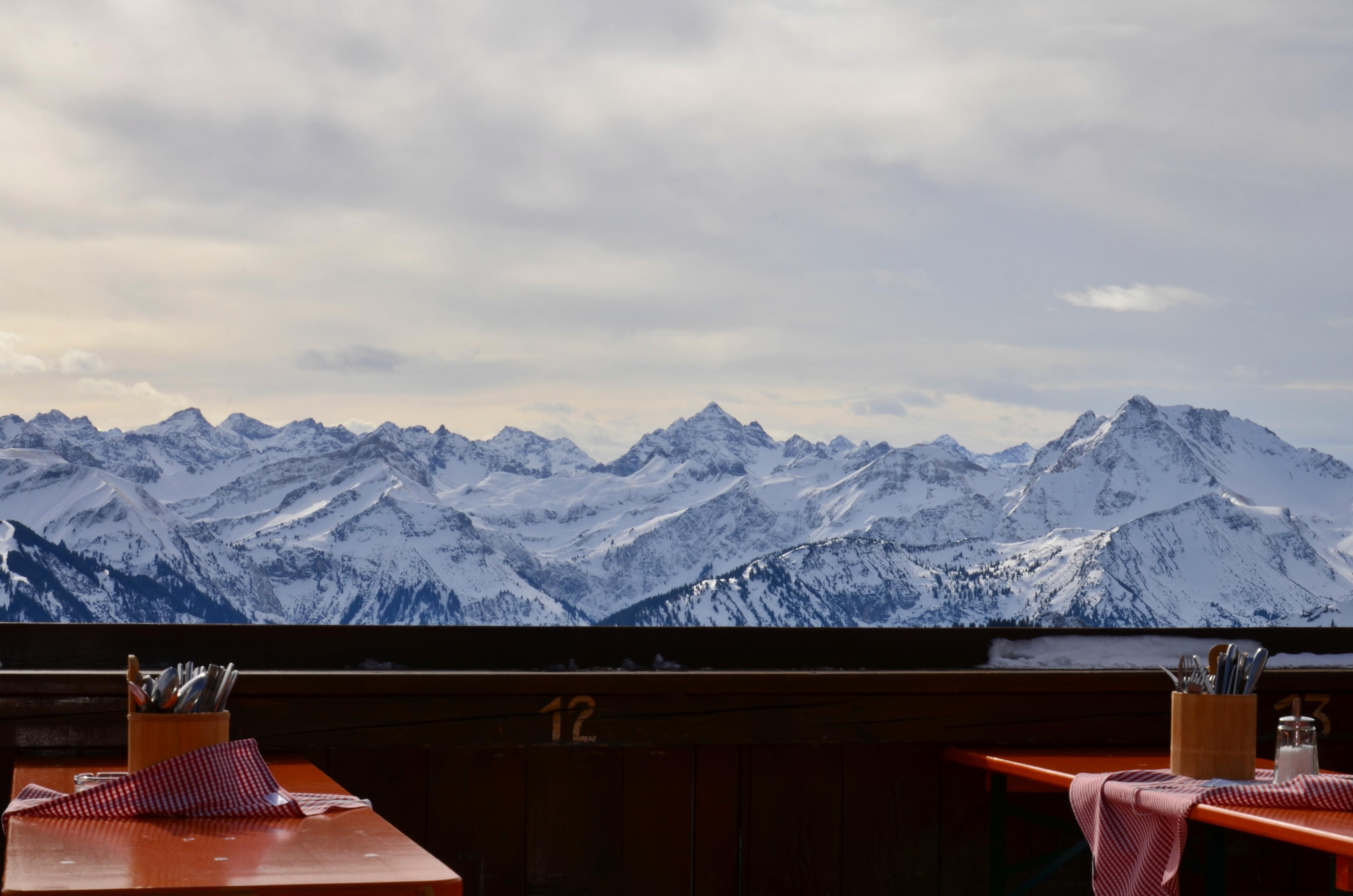 A0127 Ostlerhütte Panorama