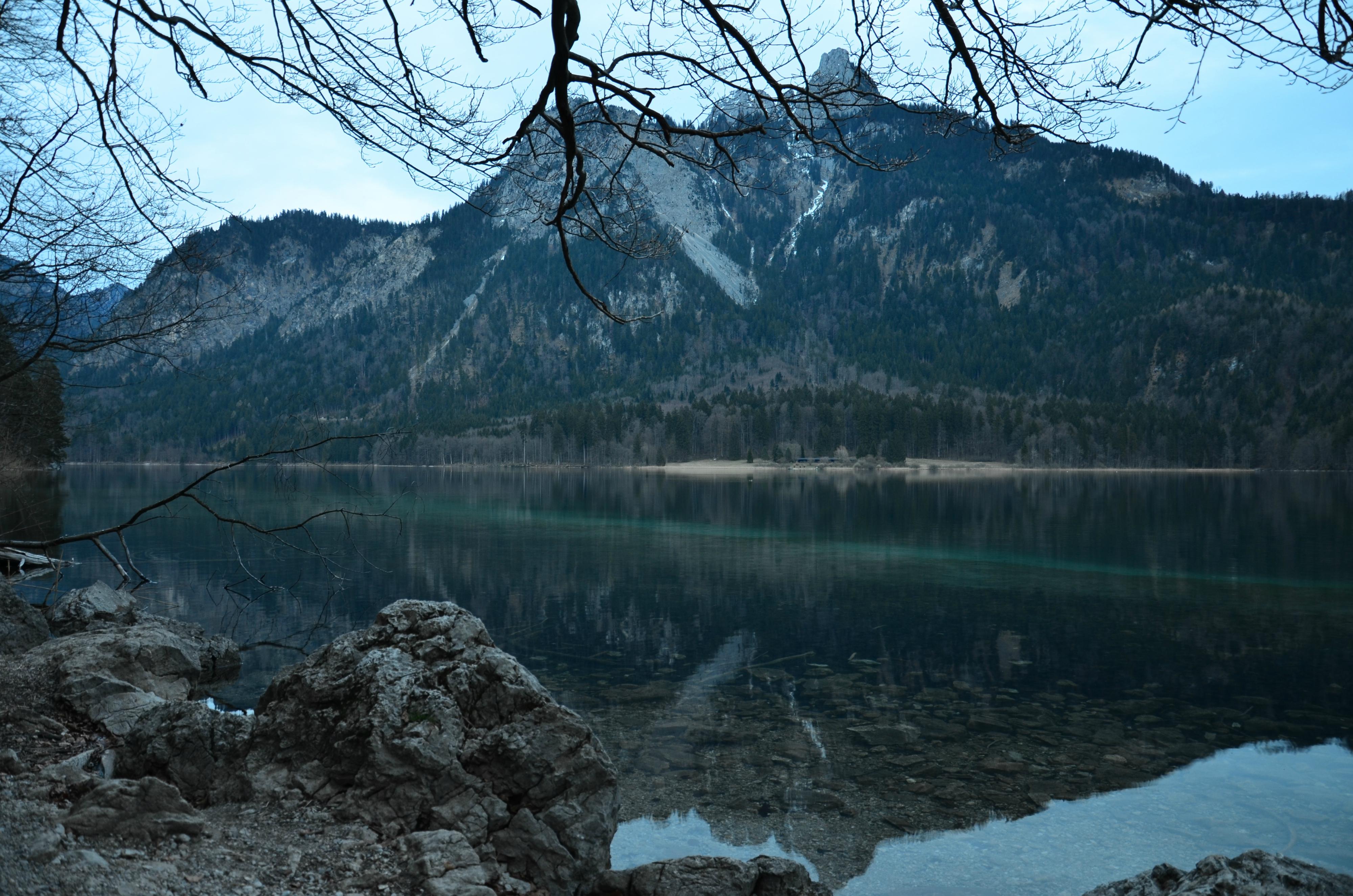 G0231 Alpsee Hohenschwangau