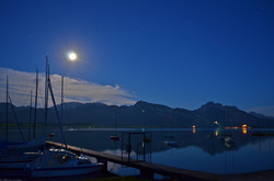 G0042 Sommernacht Bootshafen Dietringen