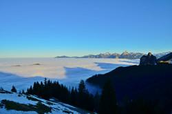 A0032 Über dem Nebel Breitenberg