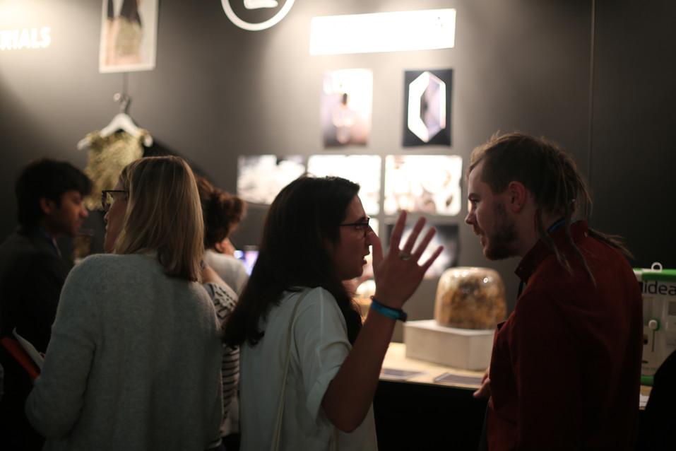 Hello Paris Exhibition, Mycotopia, 2017