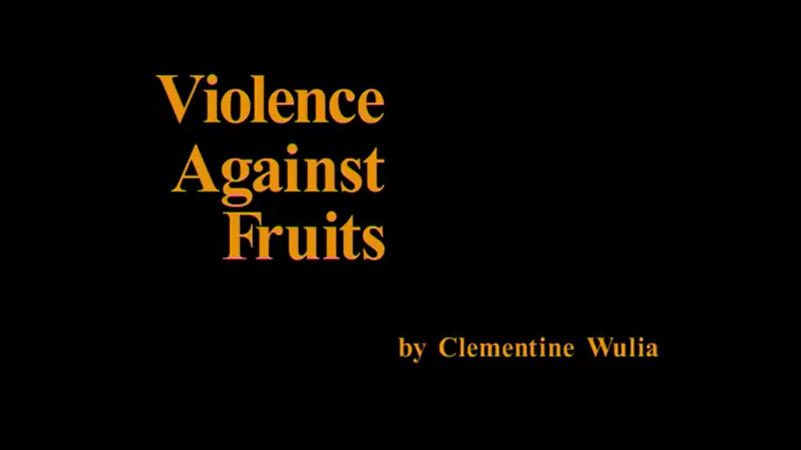 ViolenceAgainstFruits-1