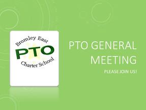 PTO General Meeting