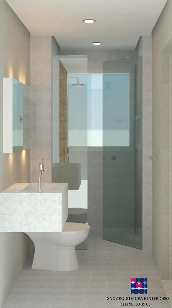 banho suite olhando janela