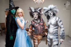 Cats and wicked