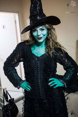 wicked makeup witch