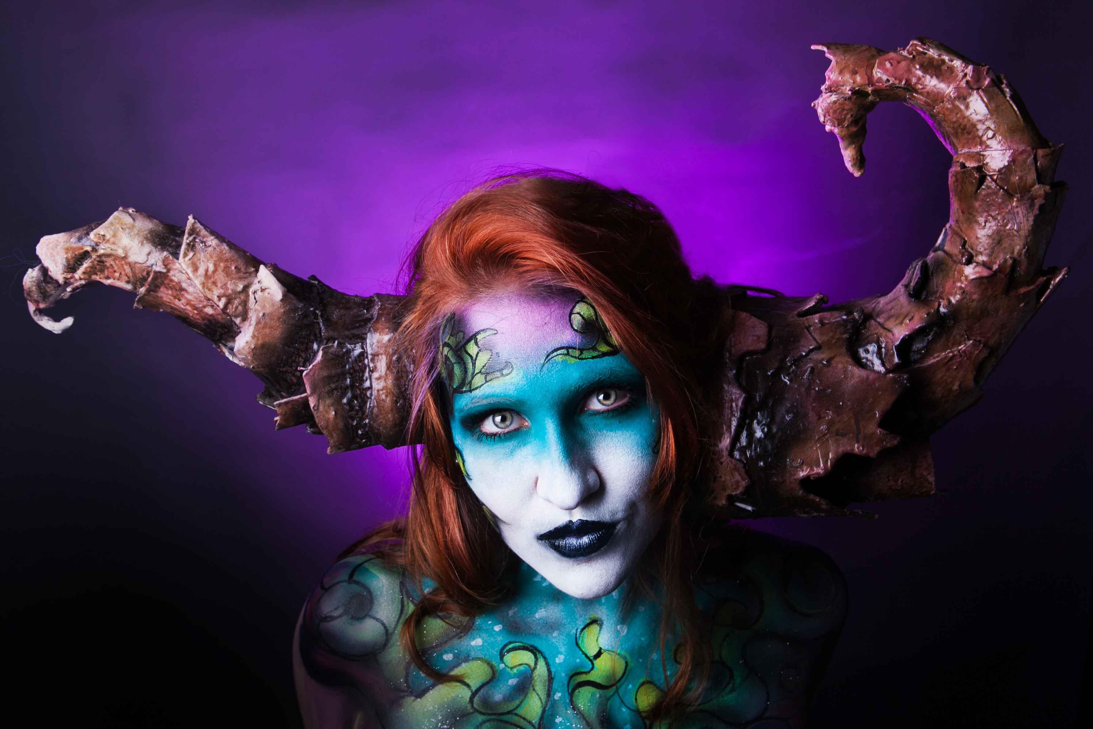 fantasy bodypainting