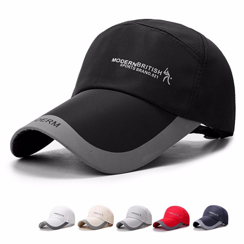 7ee391450af High quality spring men s golf caps outdoor shade cap sports baseball hats