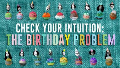 The Birthday Problem