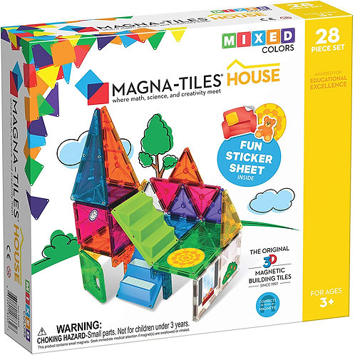 Magna Tiles - MAGHOUSE House Set