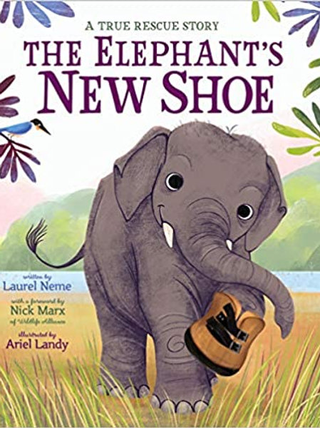 The Elephant's New Shoe