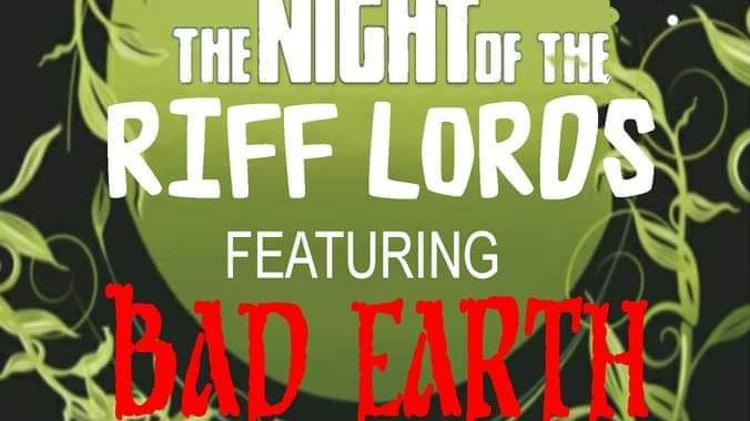 The Night of the Riff Lords
