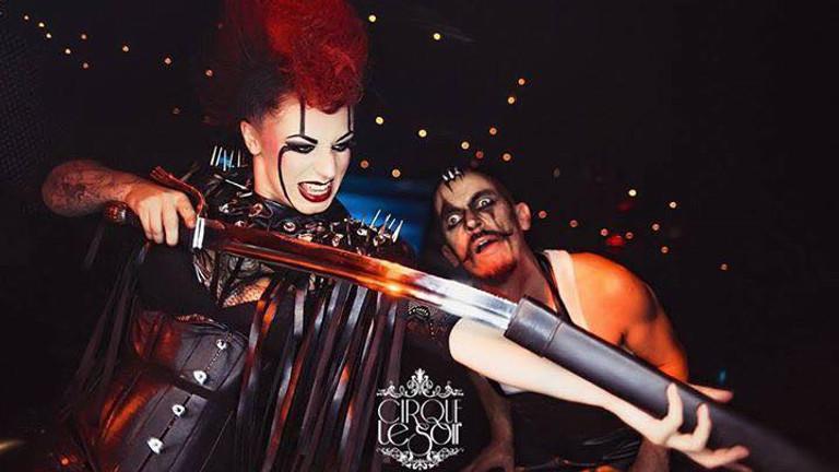 Cunning Stunts Cabaret feat. Lux De Lioux at The Rigger Venue