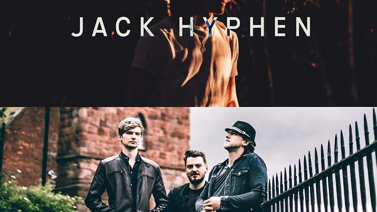 The Barebacks & Jack Hyphen Collide