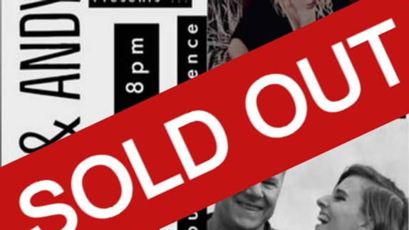 **SOLD OUT** Kira Mac / Adele & Andy