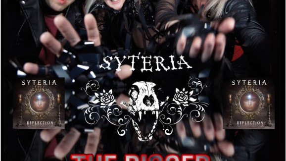 Syteria ( ft. Jackie Chambers from Girlschool)   Bang Bang Firecracker   Sirocco