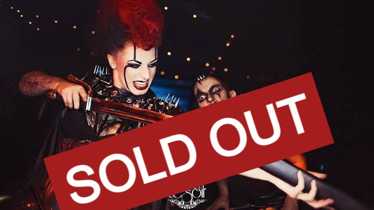**SOLD OUT** Cunning Stunts Cabaret COMEBACK Show feat. Candy Fierce
