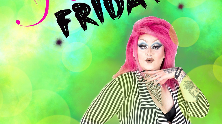 Fierce Fridays | Candy Fierce does Blankety Blank