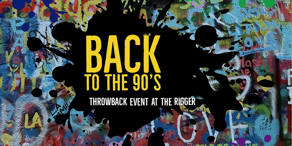 Back to the 90s - Throwback event