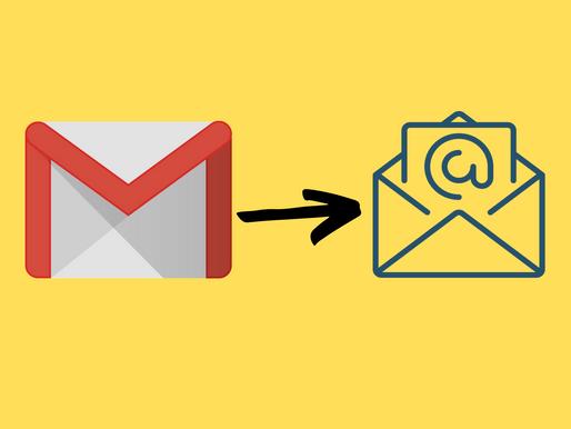 Transférer automatiquement les mails d'une ancienne adresse vers une nouvelle