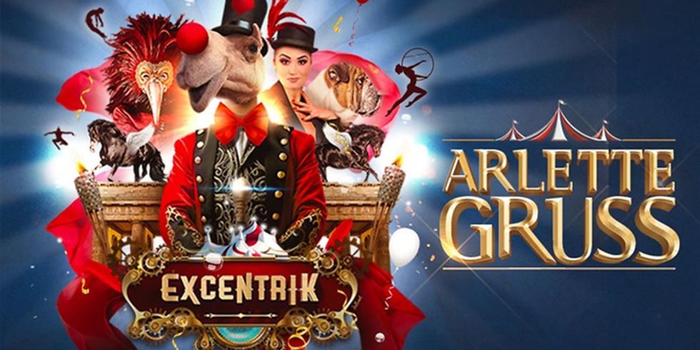 Spectacle Cirque Arlette-Gruss