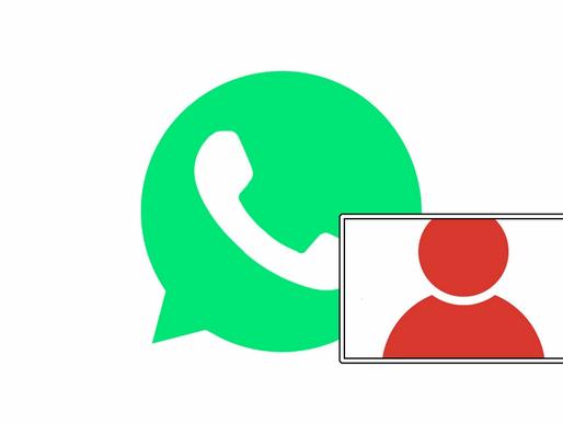 Confinement - Les appels vidéos avec WhatsApp