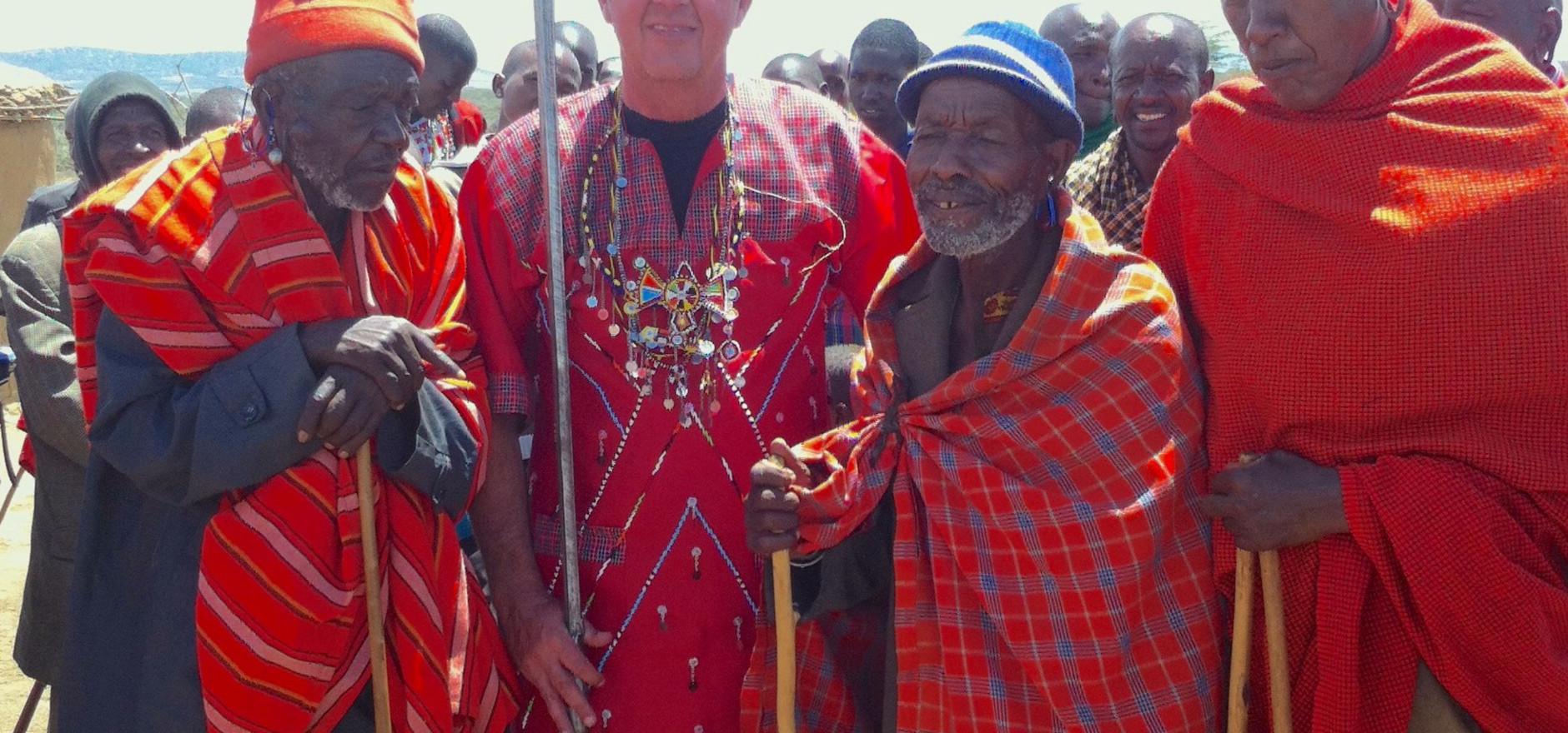 Honorary Elder Ceremony