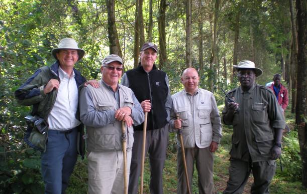 Rwanda - Gorilla Tracking